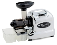 Samson Advanced Chrome Juicer Is a Top Pick Juicer From FreedomYou